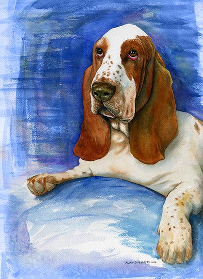 Isaac watercolor