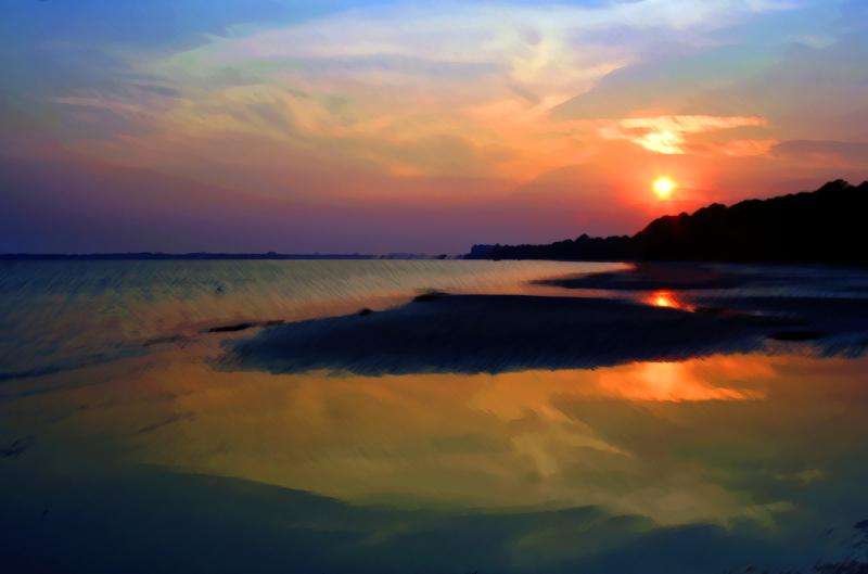 sunset_digpaint